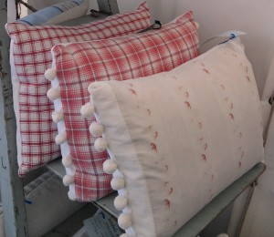 Cushions for home